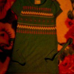 Voi vinde o fată tricotată caldă