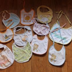 Baby bibs și alte lucruri