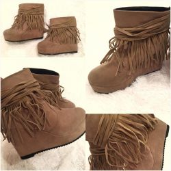 Ankle boots 38 (24,5 cm)