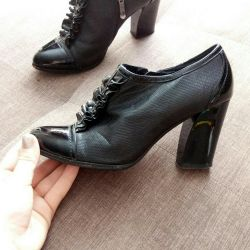 Ankle boots Respect genuine leather