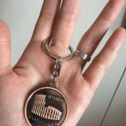 Anahtarlık metal