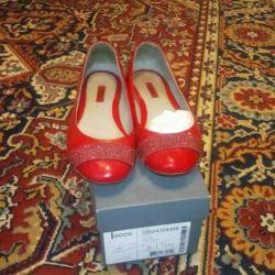 Ballet shoes ECCO 36 size
