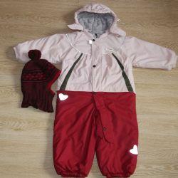 Winter jumpsuit p. 98
