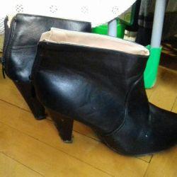 Ayak bileği botları yarım bot