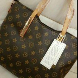 Yeni kadın çantası lv