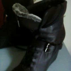 Boots for winter BALLIN (Italy)