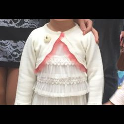 The jacket bolero r. 2-3 years
