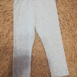 Pantaloni pentru o fată 86 r