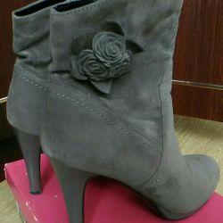 Boots demi-season 38 size