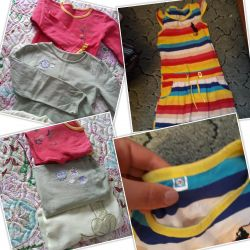 Jacket for girls 4-5 years