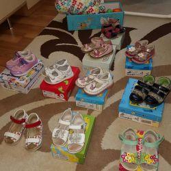 Обувь для девочки р.22-28