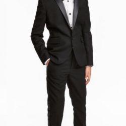 Tuxedo suit 140