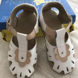 Belarusian new sandals Neman, 4-5 years