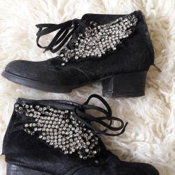 Ботиночки из пони