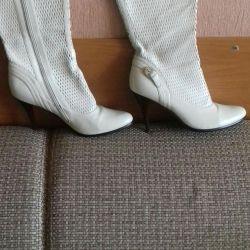 Çizme deri ilkbahar sonbahar (teklif değişimi)