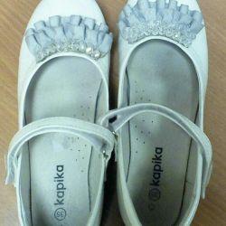 Rugan ayakkabılar. R.35