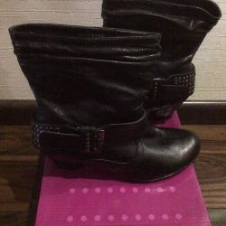 Wives ankle boots