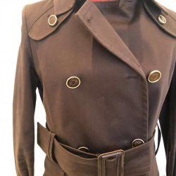 İtalya bir kat ile donatılmış yeni kahverengi ceket