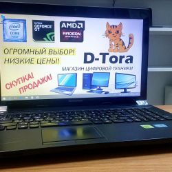 Laptop Lenovo Ισχυρή i5 + GeForce GT740M σε 2Gb