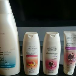 Șampon, șampon / clătire, mască de păr