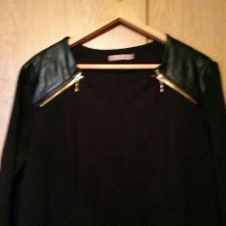 Hamile r-р52-54 için elbise (56'ya kadar).