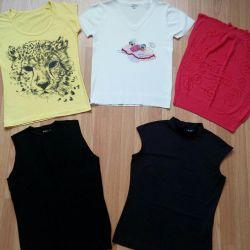 Fantosh Tişörtleri ve O'stin Tank Üstleri