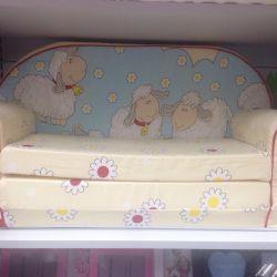 Детские игровые диванчики