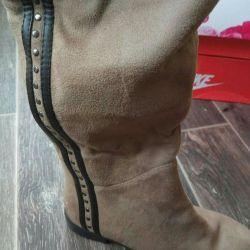 Νέες μπότες μπότες γυναικών χειμώνα 38 μέγεθος 38