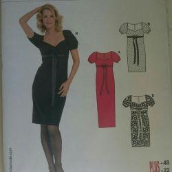 Burda Pattern Dress