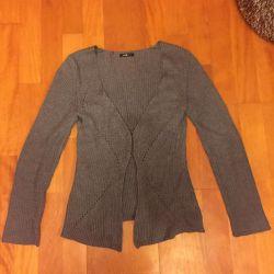 Cardigan; blouse