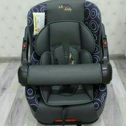 Νέο κάθισμα αυτοκινήτου