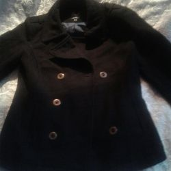 Coat R44-46 in the new state. Buttons are black,