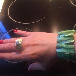 Βραχιόλι + δακτυλίδι Ισπανία για δώρο