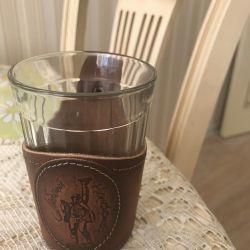 Подарочный стакан, новый!