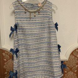 Chanel Tweed Φόρεμα 116/122