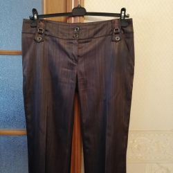Παντελόνια σατέν
