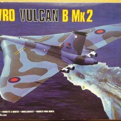 Μοντέλο 09002 Avro Vulcan B Mk2 Airfix 1/72
