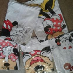T-shirts for Mickey and Mini Mouse (new)
