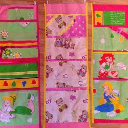 Pockets in the kindergarten 3