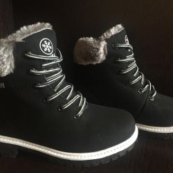 Boots winter 32,35,36