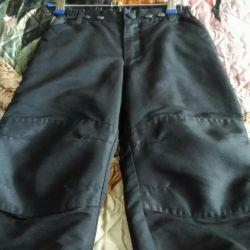 Panties membrane