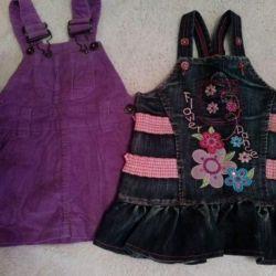 Kız için sundresses!