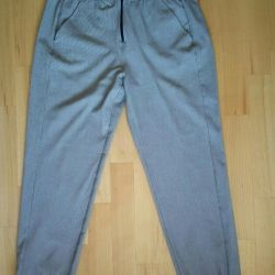 Trousers H & M, it is possible for pregnant women, 46-48r