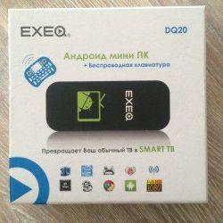Android mini pc exeq dq20