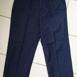 Pants for boy 158