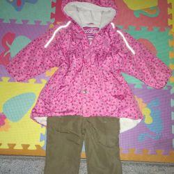 Пальто Gusti для дівчинки + бонус