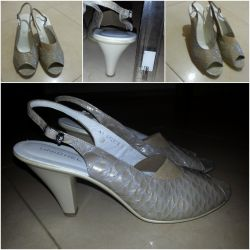Pantofi nat.kozha