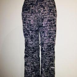 Pantaloni de schi Alpine pro 44-46