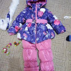 Winter coveralls
