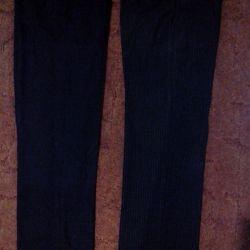 2pcs pants, new + shirt